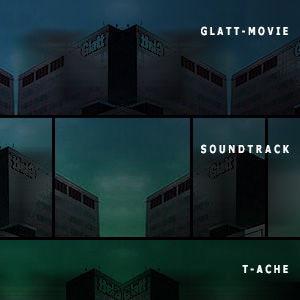 T-ACHE's Soundtrack zum Glattvideo, Album Cover